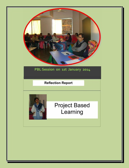 Copy of PBL Reflection Reports[SANJAY DUTIA]