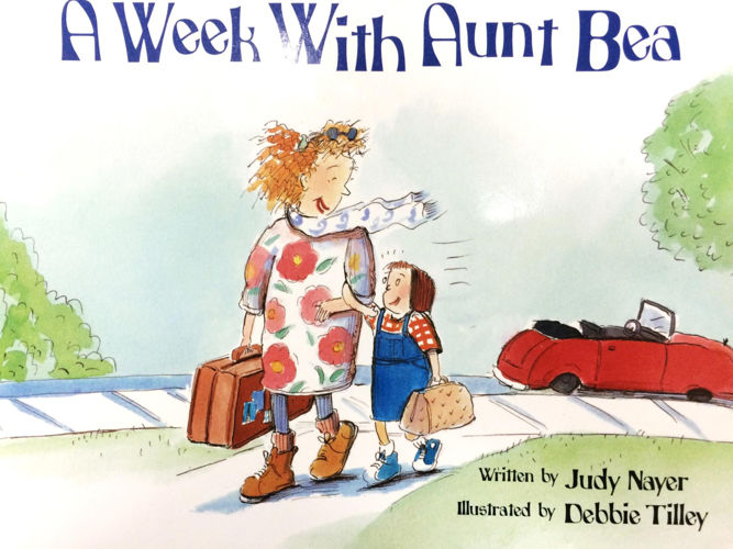A Week with Aunt Bea