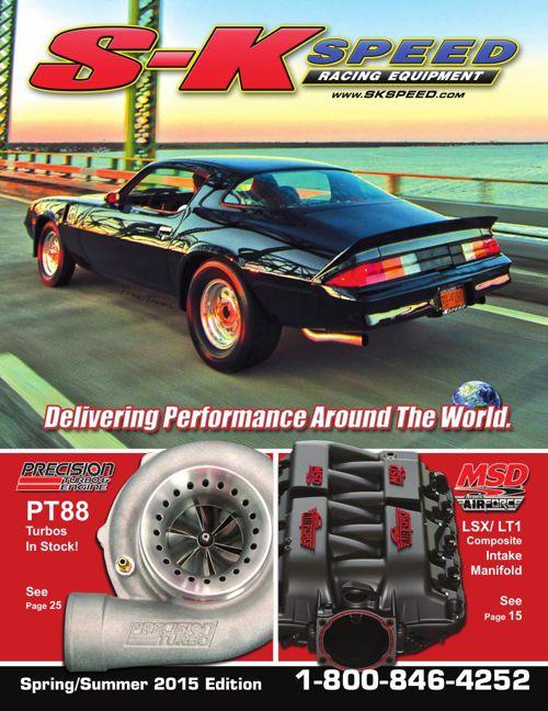 S-K Speed Spring Summer Catalog 2015