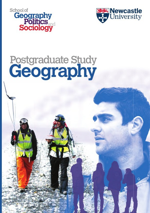 PG Geography at Newcastle University