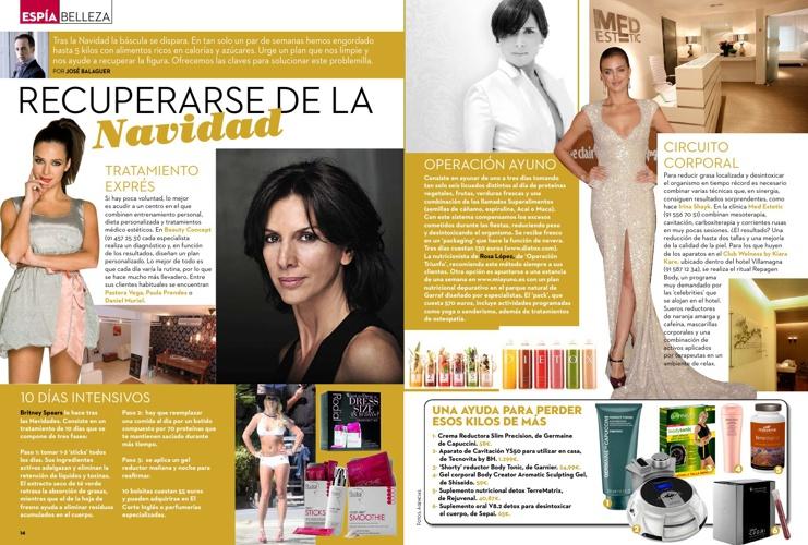 Beauty Concept Prensa