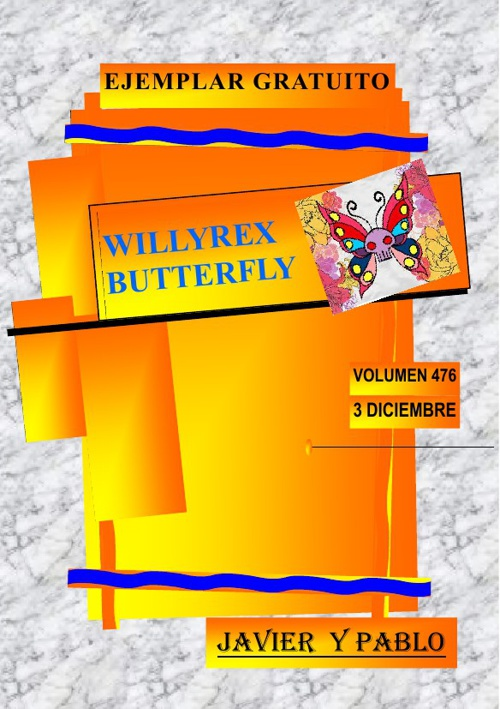 WILLYREX BUTTERFLY