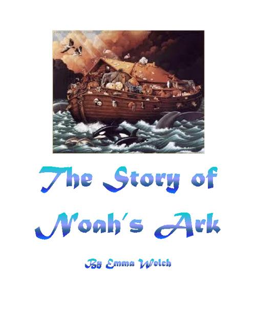 Noahs Ark by Emma Welch