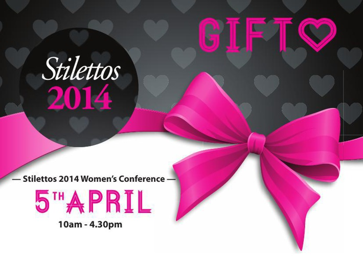 Stilettos Conference — 5th April 2014