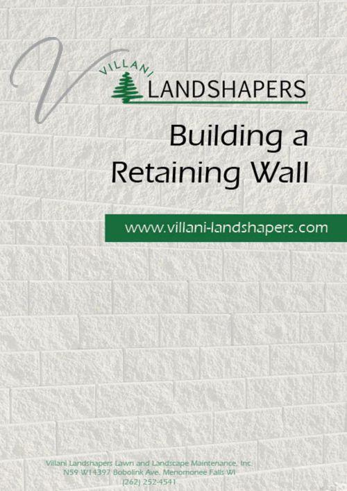 Franklin Retaining Wall
