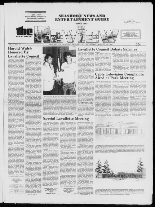 Review August 1987