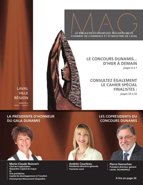 MAG 1.3 - Mars 2012