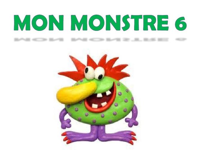 Mon Monstre 6