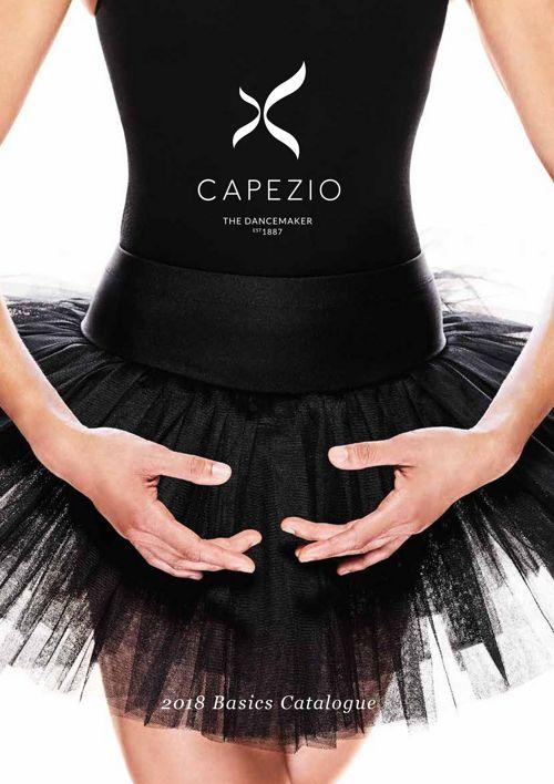 Capezio Australia 2018 Catalogue