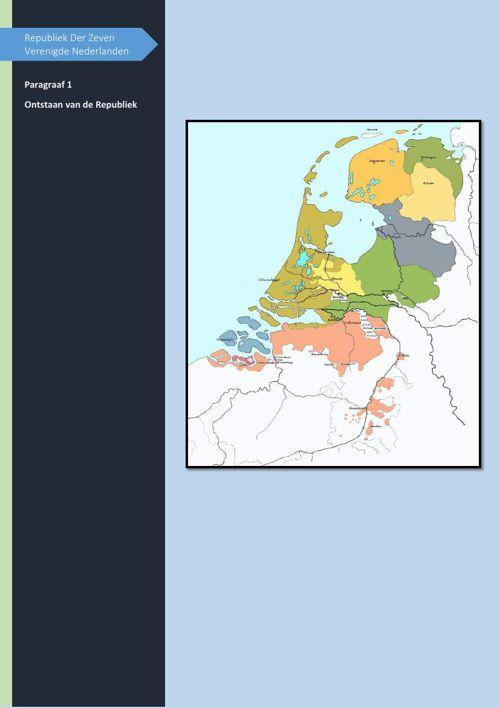 nederlandse republiek