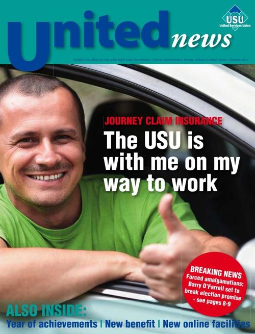 United News Summer 2012