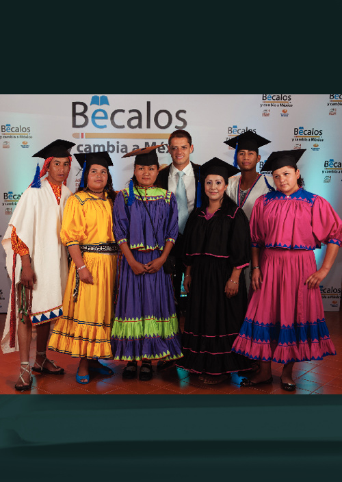 Informe Ejecutivo Bécalos 2012