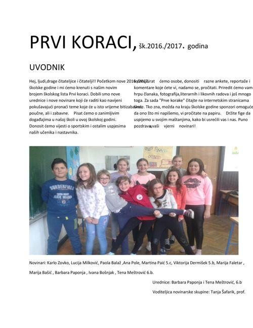 Školske novine