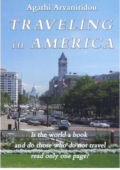 Traveling in America - Agathi Arvanitidou