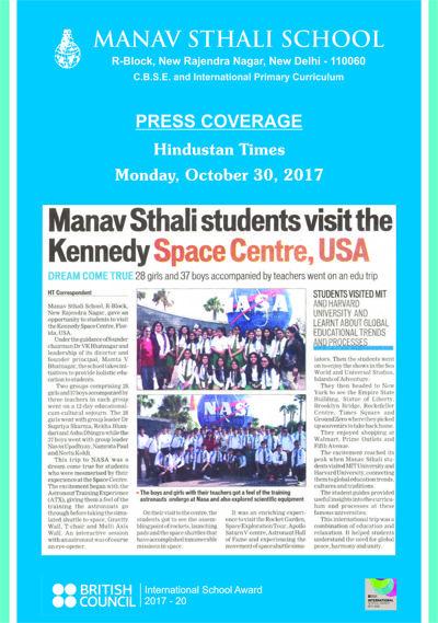Press Coverages - NASA and Comonomics
