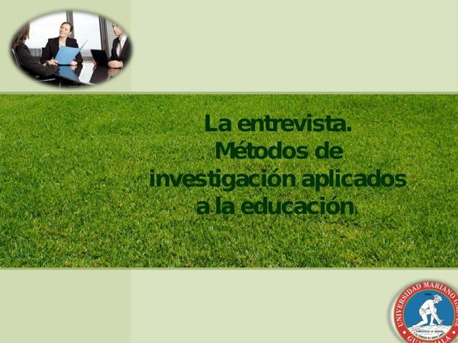 Entrevista pdf