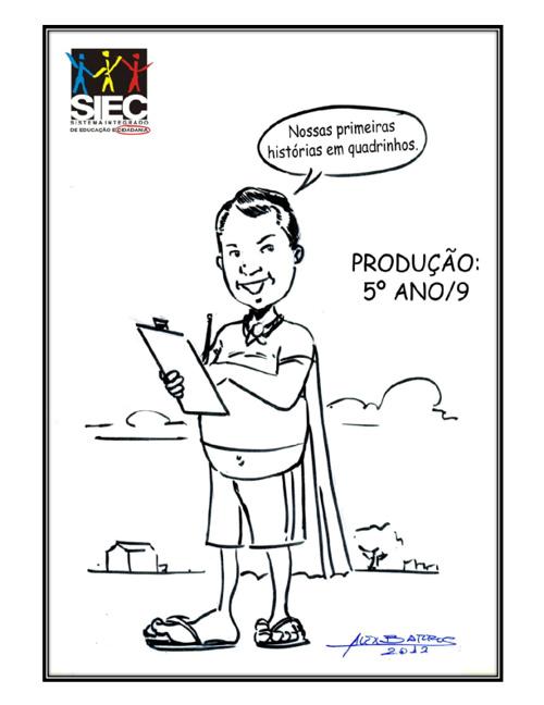 Revista em Quadrinhos - 5º Ano/9 - SIEC