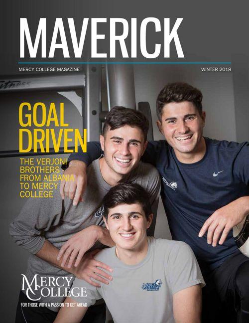 Mercy Magazine Jan 2018