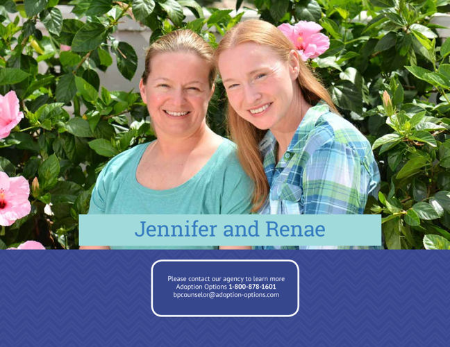 Jen and Renae