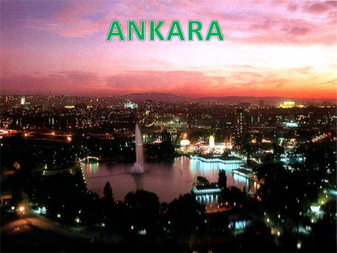Past Ankara