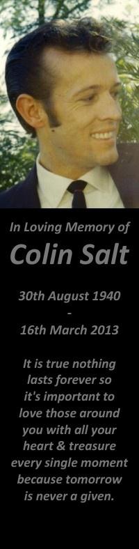 Colin Salt Black Background