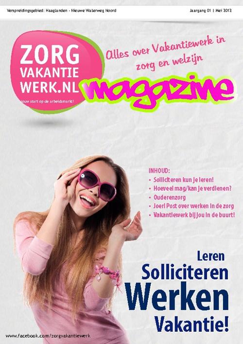 ZorgVakantiewerk Magazine