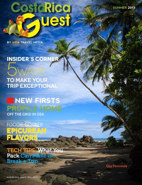 Costa Rica Guest Magazine