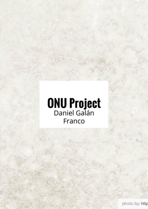 Copy of ONU Project