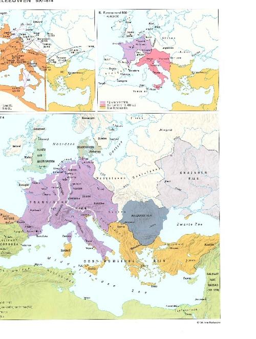 Atlas Middeleeuwen
