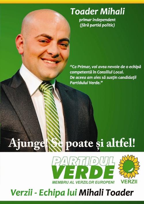 Consilieri Partidul Verde