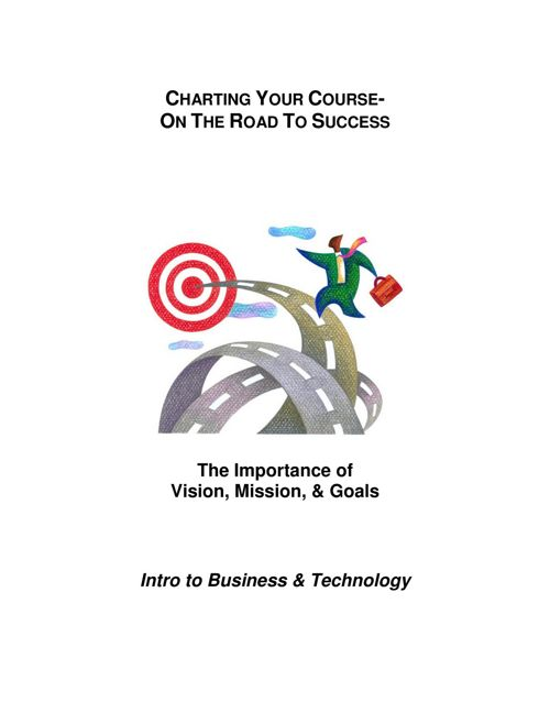 Marsha's Chart Your Course