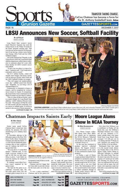 Gazette Sports 12-7-17