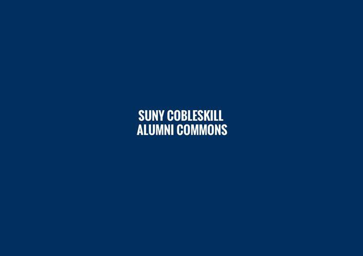 SUNY Cobleskill Alumni Commons