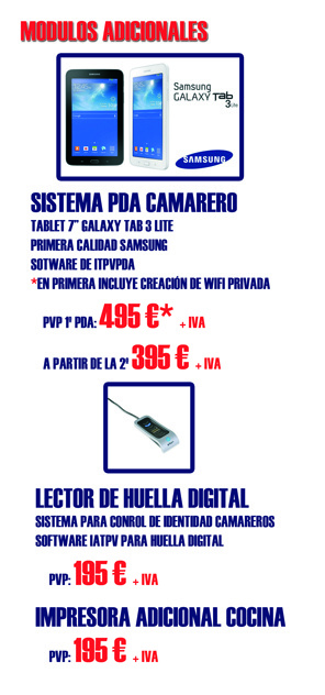 FOLLETO HOSTELERIA www.registradorastactil.es GRUPO MARK&DANI