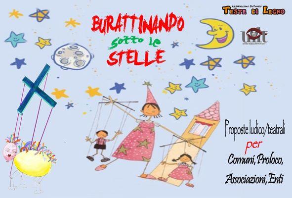 BURATTINANDO SOTTO LE STELLE