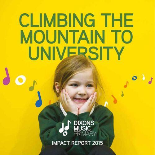 DMP IMPACT REPORT 2015