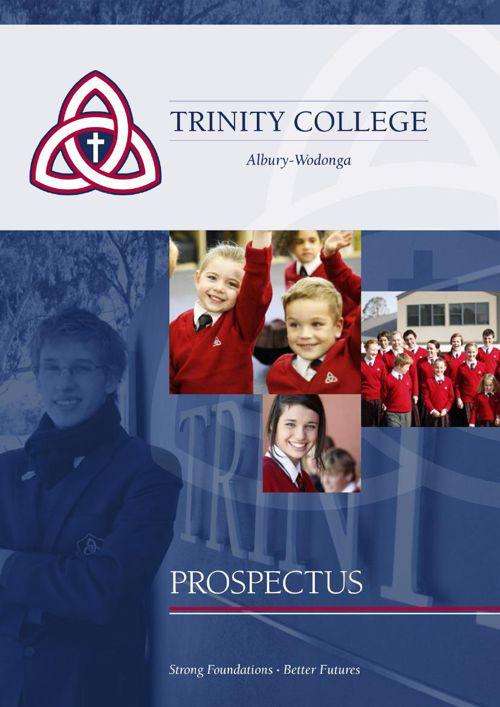 Trinity College Prospectus