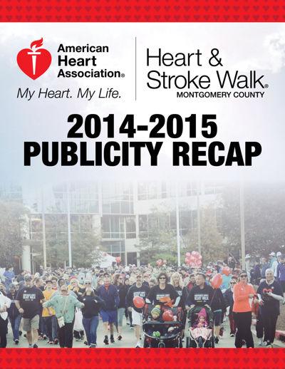 Montgomery County Heart & Stroke Walk