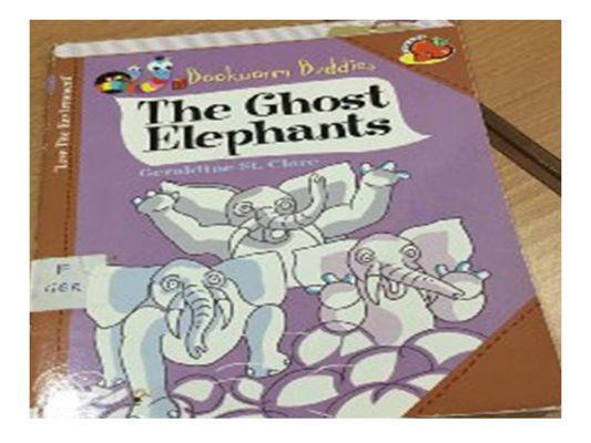 The Ghost Elephants