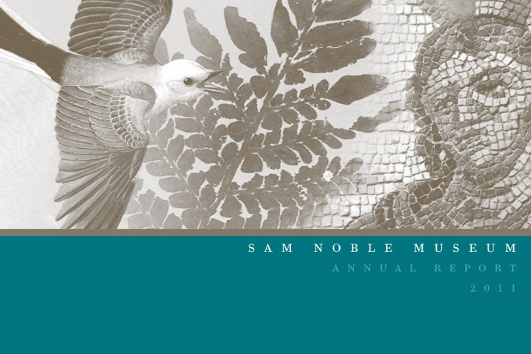 Sam Noble Museum Annual Reports