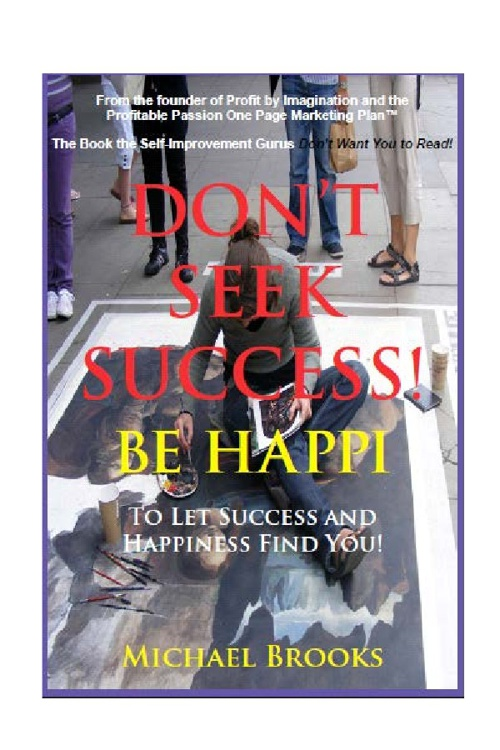 Don't Seek Success - Be Happi Preview 1