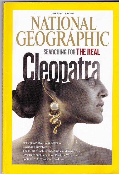 The Search for Cleopatra, by Chip Brown