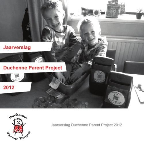 Jaarverslag Duchenne Parent Project 2012