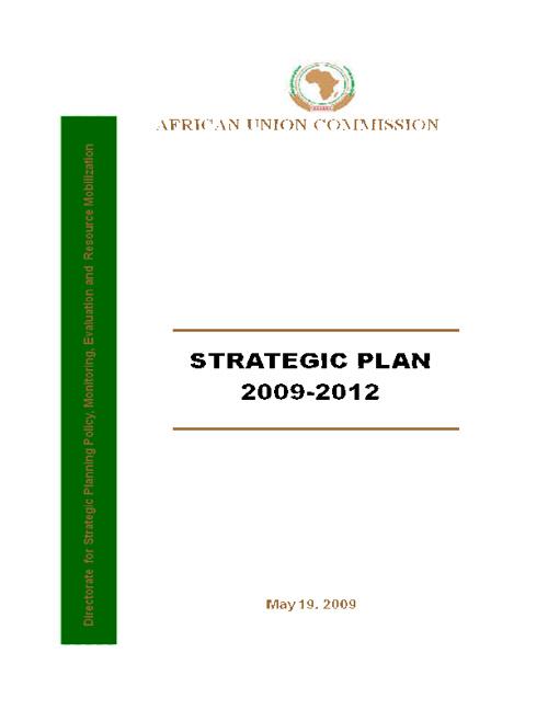 Strategic Plan 2009-2012