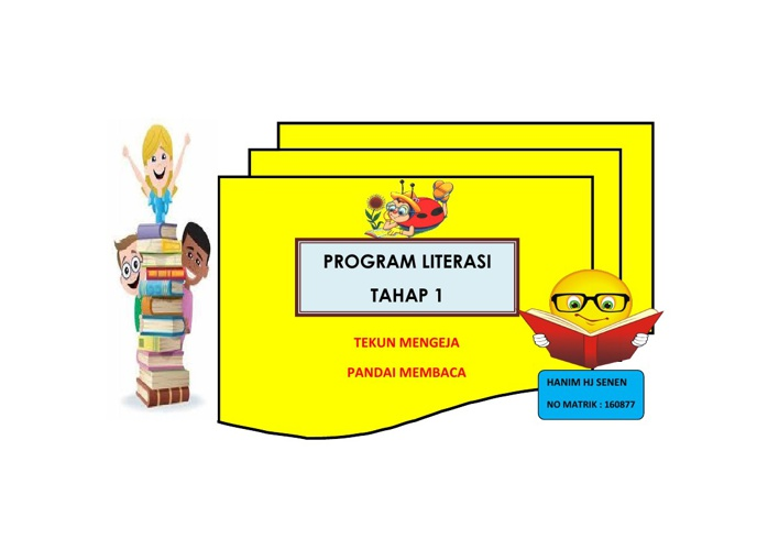PROGRAM LITERASI TAHAP 1 (W)