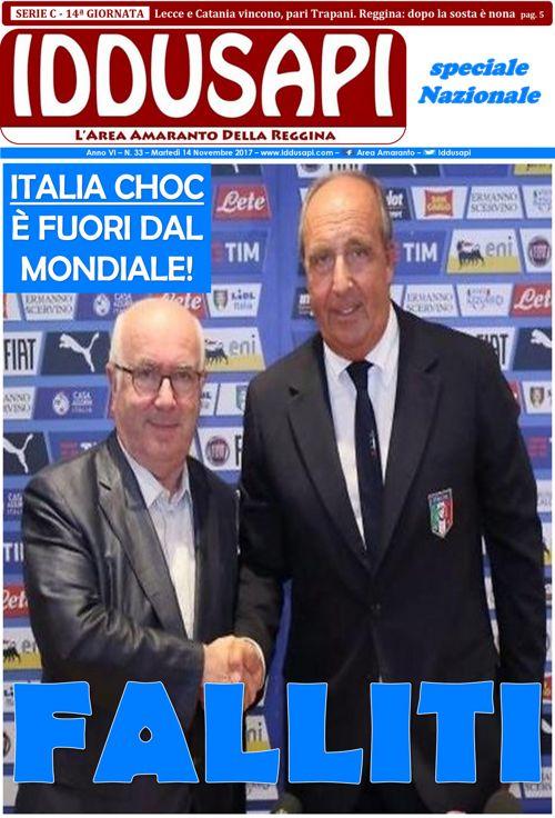33. Italia-Svezia 0-0