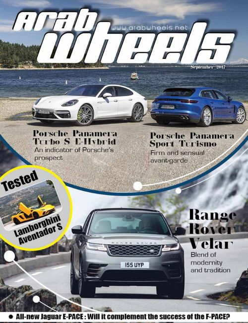 ArabWheels September 2017