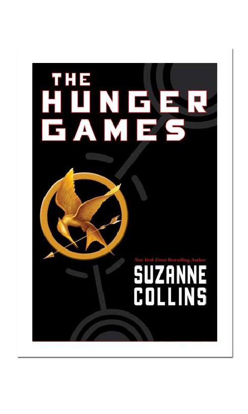 The Hunger Games, Book 1, By Suzanne Collins
