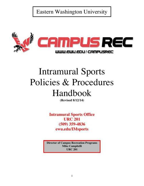 IM Handbook- 2014-15