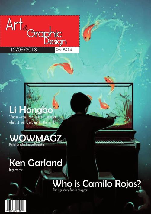 Revista Xavimagine